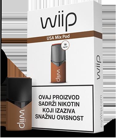 Wiipod USA Mix 18 mg/ml